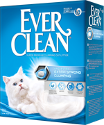 EVER CLEAN Extra Strength Unscented без ароматизатора (голубая полоса)