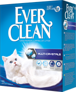 EVER CLEAN Multi Crystals с добавлением кристаллов