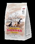 Сухой корм SAVARRA Adult Cat Light/Sterilized Turkey/Rice для стерилизованных кошек и кошек с избыточным весом с индейкой и рисом