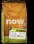 Беззерновой сухой корм NOW Grain Free Small Breed Adult Recipe для взрослых собак малых пород с индейкой, уткой и овощами
