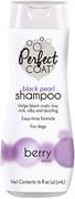 8in1 шампунь-кондиционер для собак Perfect Coat Black Pearl для темных окрасов с ароматом бойзен-ягоды 473 мл