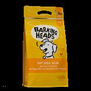 """Сухой корм BARKING HEADS FAT DOG SLIM для собак с избыточным весом с курицей и рисом """"Худеющий толстячок"""""""