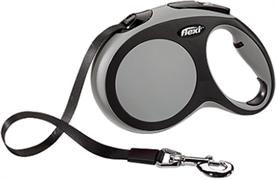 Поводок-рулетка Flexi New Comfort L (до 60 кг) лента 5 м
