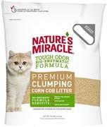 8in1 наполнитель кукурузный NM Premium Natural Care для кошачьего туалета комкующийся