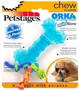 """Petstages игрушка для собак Mini """"ОРКА косточка"""" 10 см"""