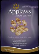 Пауч APPLAWS для взрослых кошек с курицей Cat Chicken