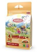 Беззерновой cухой корм BERKLEY для взрослых собак мелких и средних пород №4 с ягненком, с овощами, фруктами и ягодами