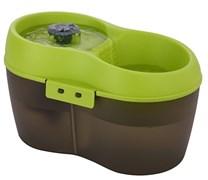 Комплект: автопоилка-фонтан для кошек и мелких собак Feed-Ex CatH2O с функцией гигиены + таблетки и фильтры