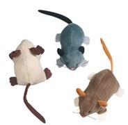 Игрушка для кошек Karlie Мышь с кошачьей мятой