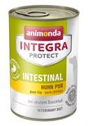 Консервы Animonda Integra Intestinal  с курицей для собак при нарушении пищеварения