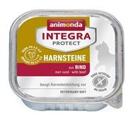 Консервы Animonda Integra Urinary c говядиной для кошек при МКБ