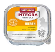 Консервы Animonda Integra Renal с курицей для кошек при ХПН
