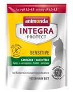 Сухой корм Animonda Integra Sensitive для кошек при пищевой аллергии