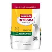 Сухой корм Animonda Integra Sensitive для собак при пищевой аллергии