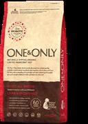Сухой корм ONE&ONLY All Breeds Lamb&Rice для взрослых собак всех пород с ягненком и рисом