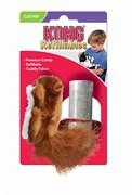 Игрушка для кошек KONG Белка с тубом кошачьей мяты