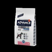 Сухой корм ADVANCE Atopic для собак средних и крупных пород при дерматозах и аллергии