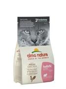 Сухой корм ALMO NATURE Kitten Chicken Rice для котят с курицей и рисом