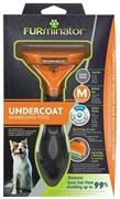 FURminator M для собак средних пород с длинной шерстью (FUR Dog Undercoat M Long Hair)