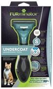 FURminator S для маленьких кошек с короткой шерстью (FUR Cat Undercoat S Short Hair)