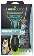 FURminator S для маленьких кошек с длинной шерстью (FUR Cat Undercoat S Long Hair)