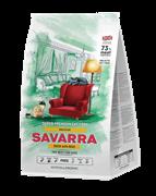 Сухой корм SAVARRA Adult Cat Duck/Rice гипоаллергенный для взрослых кошек с уткой и рисом