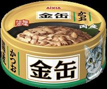 Консервы для кошек AIXIA Kin-Can Skipjack tuna полосатый тунец