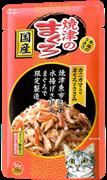 Пауч для кошек AIXIA Yaizu-no-Maguro, тунец, куриное филе и крабовое мясо в желе
