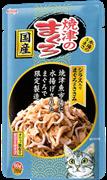 Пауч для кошек AIXIA Yaizu-no-Maguro, тунец, куриное филе и мальки ширасу в желе