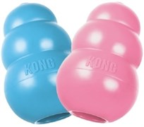 Игрушка для щенков средних пород KONG CLASSIC PUPPY 8 x 5 см