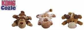Игрушка для собак мелких пород KONG Kozi Natura с пищалкой 13 см