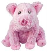 Игрушка для собак KONG Comfort Kiddos Свинка 16 см