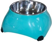 Миска меламиновая SuperDesign для собак высокая 160 мл