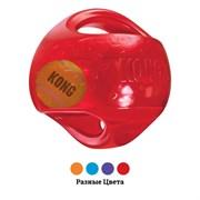 Игрушка для собак средних и крупных пород KONG Джумблер Мячик 14 см