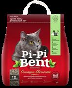 Комкующийся наполнитель Pi-Pi-Bent Сенсация свежести