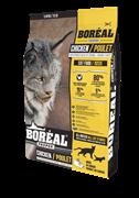 Низкозерновой сухой корм Boreal Proper для котят и кошек с курицей CAT FOOD/ALL LIFE STAGES/LOW GRAIN CHICKEN FORMULA