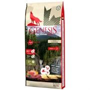 Беззерновой сухой корм Genesis Pure Canada для собак с курицей, ягненком и козой (Deep Canyon)