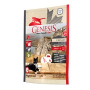 Беззерновой сухой корм Genesis Pure Canada для кошек профилактика МКБ с кабаном, фазаном и курицей (My Gentle Hill)