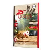 Беззерновой сухой корм Genesis Pure Canada для с кошек с уткой, перепелкой и курицей (My Wild Forest)