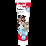 Beaphar Зубная паста со вкусом печени для собак и кошек