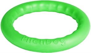 PitchDog - игровое кольцо для аппортировки зеленое