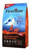 Беззерновой сухой корм FirstMate для собак малых пород всех возрастов с ягненком (Australian Lamb Small Bites)