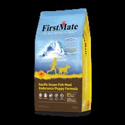 Беззерновой сухой корм FirstMate для щенков и активных собак с океанической рыбой (Pacific Ocean Fish Meal Endurance/Puppy)