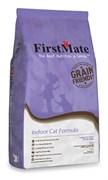 Низкозерновой сухой корм FirstMate для домашних котят и кошек с курицей и рыбой (FirstMate Indoor Cat & Kitten)