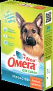 """Витанимизированное лакомство ОМЕГА NEO для собак с морскими водорослями """"Крепкое здоровье"""""""