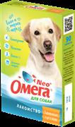 """Витанимизированное лакомство ОМЕГА NEO для собак с глюкозамином """"Здоровые суставы"""""""