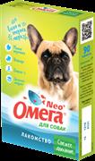 """Витанимизированное лакомство ОМЕГА NEO для собак с мятой и имбирем """"Свежее дыхание"""""""