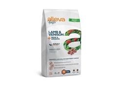 Беззерновой сухой корм Alleva Holistic для взрослых собак мелких пород с ягненком и олениной (Lamb & Venison Adult Mini)