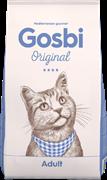 Сухой корм GOSBI Original для взрослых кошек с курицей