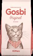 Сухой корм GOSBI Original для котят с курицей